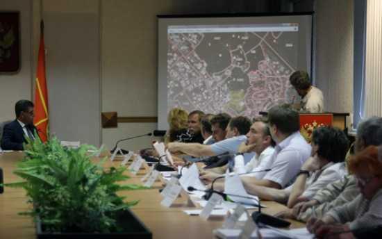 Власти Брянска отказались от деловой зоны на улице Луговой