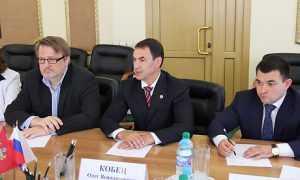 Польские инвесторы построят в Брянской области огромную теплицу