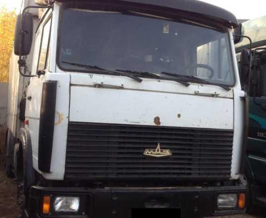 Юный брянец на грузовике протаранил иномарку