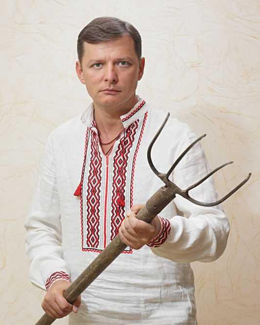 Ляшко пригрозил вынести на вилах Порошенко