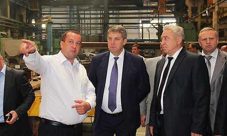В Новозыбкове начали выпуск цистерн для перевозки серы
