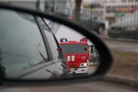 Три автомобиля сгорели в воскресенье в Брянской области
