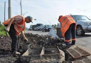 В Брянске начнут ремонт изношенных ливневых канализаций