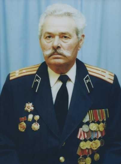 Вспомним Победителей поимённо: Балин Виктор Григорьевич