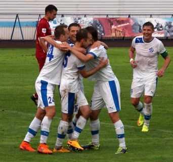 Брянское «Динамо» с трудом победило в Белгороде