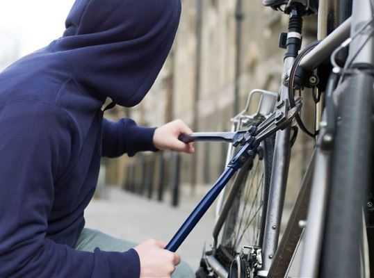 Брянский уголовник пропивал краденые велосипеды