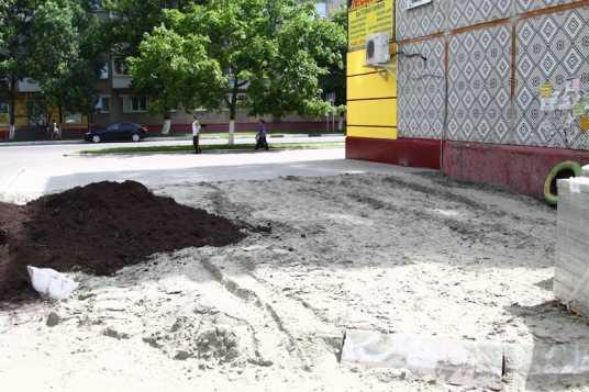 В Володарском районе Брянска отремонтируют 15 дворов