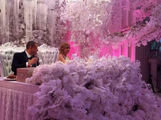 «Брянские новости» побывали на свадьбе Ксении Бородиной