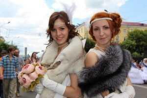 Брянский парад невест 12 июля представит полных и венецианок