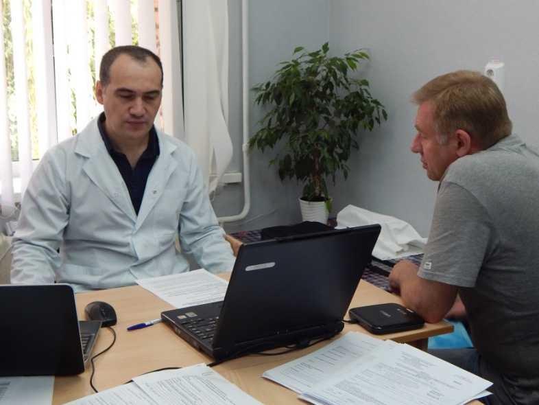 Московские хирурги помогли брянским больным