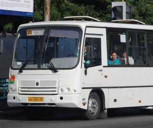 В Брянске возобновили рейсы маршрутки 211