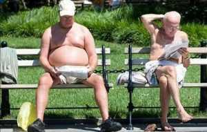 На выходные брянцев испытает 33-градусный зной