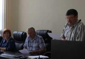 Совет ветеранов «Брянскэнерго» позаботился о старшем поколении