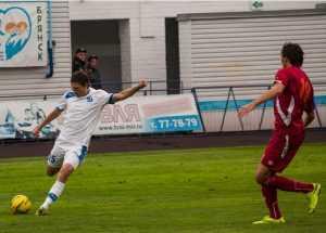 У брянских динамовцев остался шанс побороться за Кубок