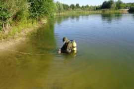В озере у брянской деревни утонул мужчина