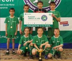Брянские мальчишки выведут грандов европейского футбола на поле