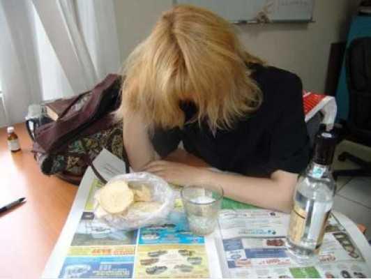 Арестована брянская алкоголичка, пытавшаяся утопить мать