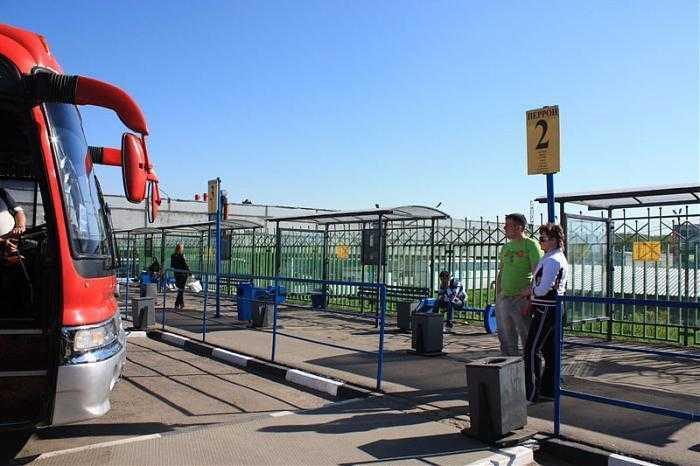 Брянцы смогут уехать из Москвы домой с автовокзала «Теплый стан»