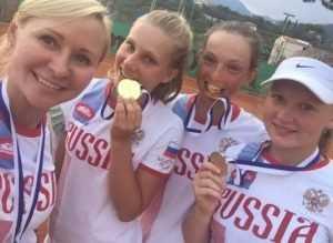 Брянская теннисистка стала чемпионкой мира