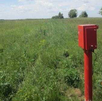 Брянские газовики восстановили плодородие почвы
