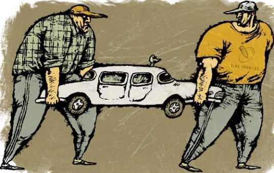 Брянских уголовников будут судить за угоны легковушки и мотоциклов