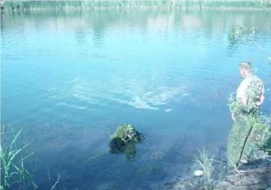 В брянском озере обнаружили утонувшего мужчину