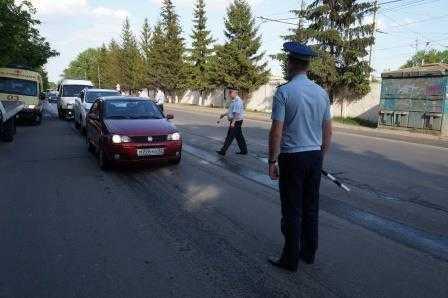 В Брянске пройдут сплошные проверки водителей