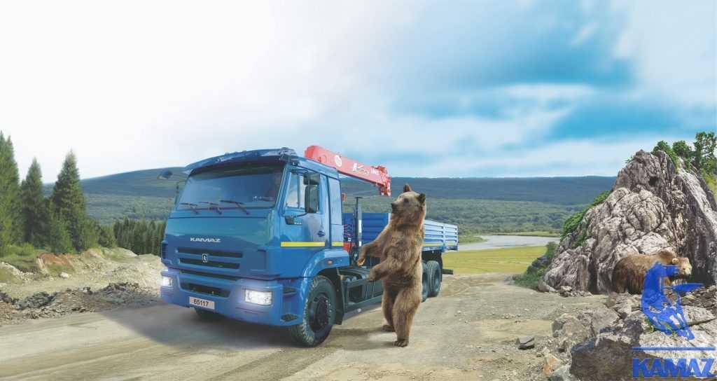 КАМАЗ передал брянскому МЧС грузовики повышенной проходимости