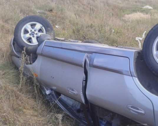 На брянской трассе водитель «Хёндэ» погиб в кювете