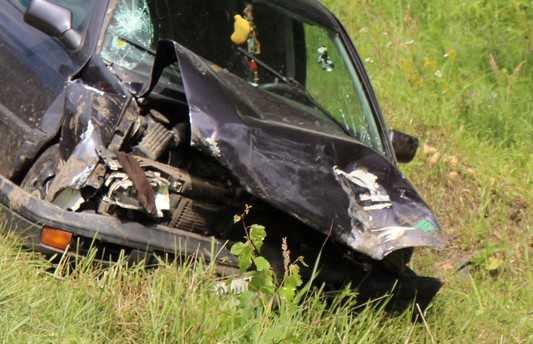 Под Брянском вследствие столкновения машин образовалась громадная пробка