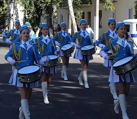 Брянцы отпраздновали в Карачеве День города