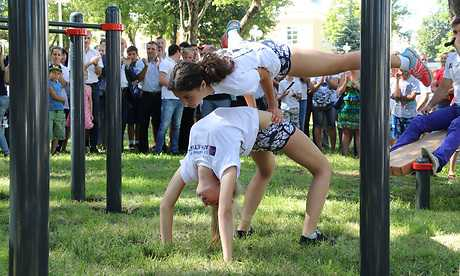 Фестиваль уличной культуры прошел в Брянской области