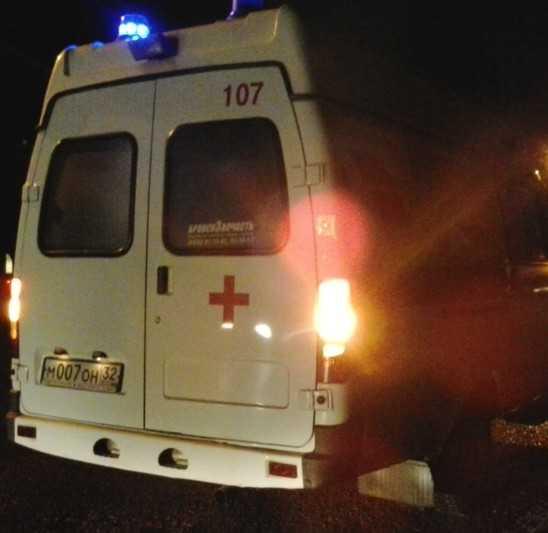 Под Брянском при столкновении фуры Volvo и легковушек погибли два человека