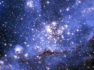 Над Брянском проплыл загадочный «млечный путь»