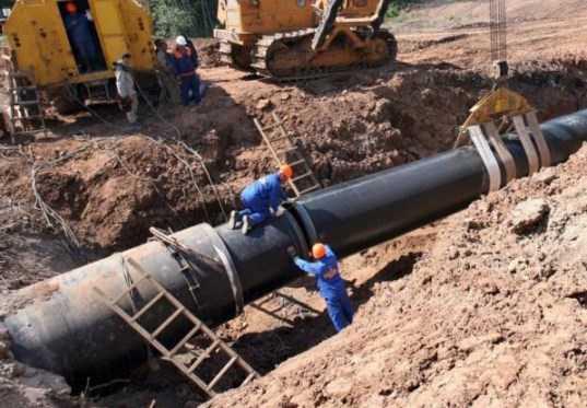 В Бежицком районе Брянска перекрыли движение из-за газопровода