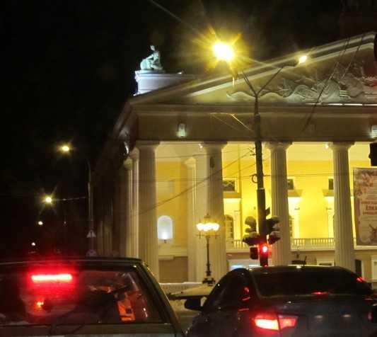В Брянске раскрылась грандиозная афера с уличным освещением