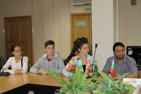 Иностранные гости «Радуги» вспомнили об истории и брянских корнях