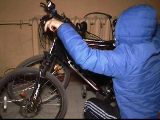 Брянец и его подельник-подросток ответят за украденные велосипеды