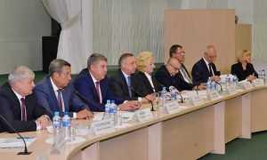 Полпред Беглов попросил в Брянске щадить предпринимателей