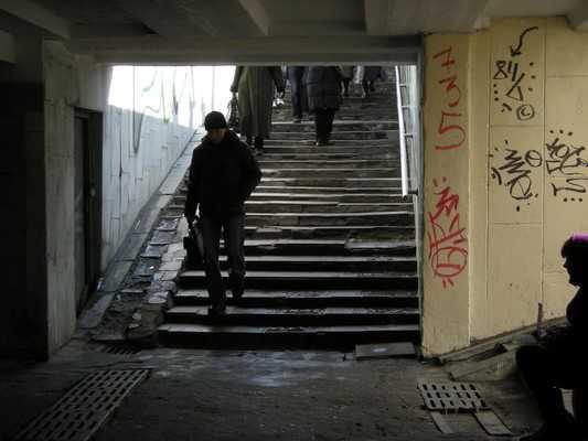 Градоначальник Брянска спустится с проверкой в подземный переход