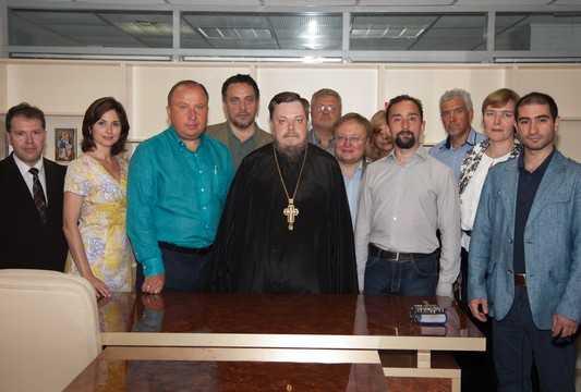 В Москве освятили и открыли новый центр Изборского клуба