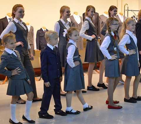 Онищенко заявил в Брянске об опасности 80 процентов школьной формы