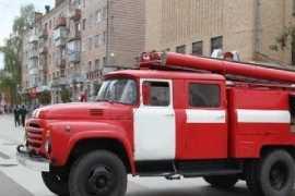 Один человек пострадал при пожаре в Советском районе Брянска