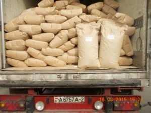 Через брянскую границу пошли прямые поставки продуктов