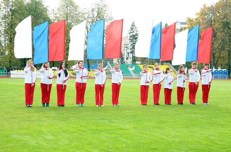Брянская команда примет участие во всероссийском фестивале ГТО