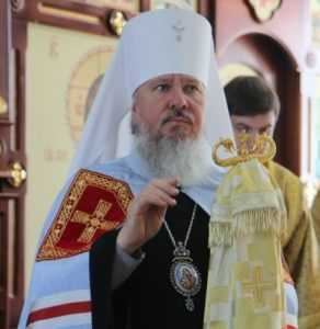 Брянский митрополит благословит на учёбу школьников и студентов