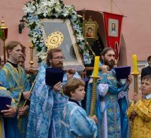 Епархия призвала брянцев к участию в Крестном ходе