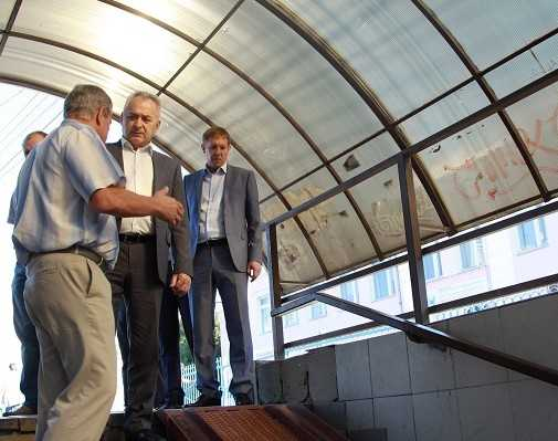 Брянский глава Тулупов нашел подземные переходы грязными и неудобными