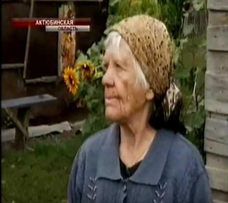 Брянская женщина осталась последним жителем поселка в Казахстане