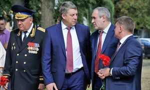 Брянцы отпраздновали в Севске годовщину освобождения от фашистов